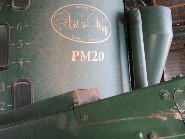 Art's Way PM20 Grinders and Mixer
