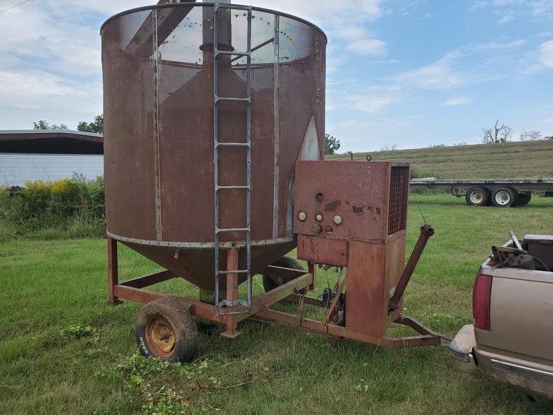 GT 545XL Grain Dryer