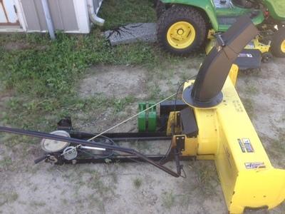 2013 John Deere 44 Plow