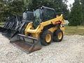 2015 Caterpillar 242D Skid Steer