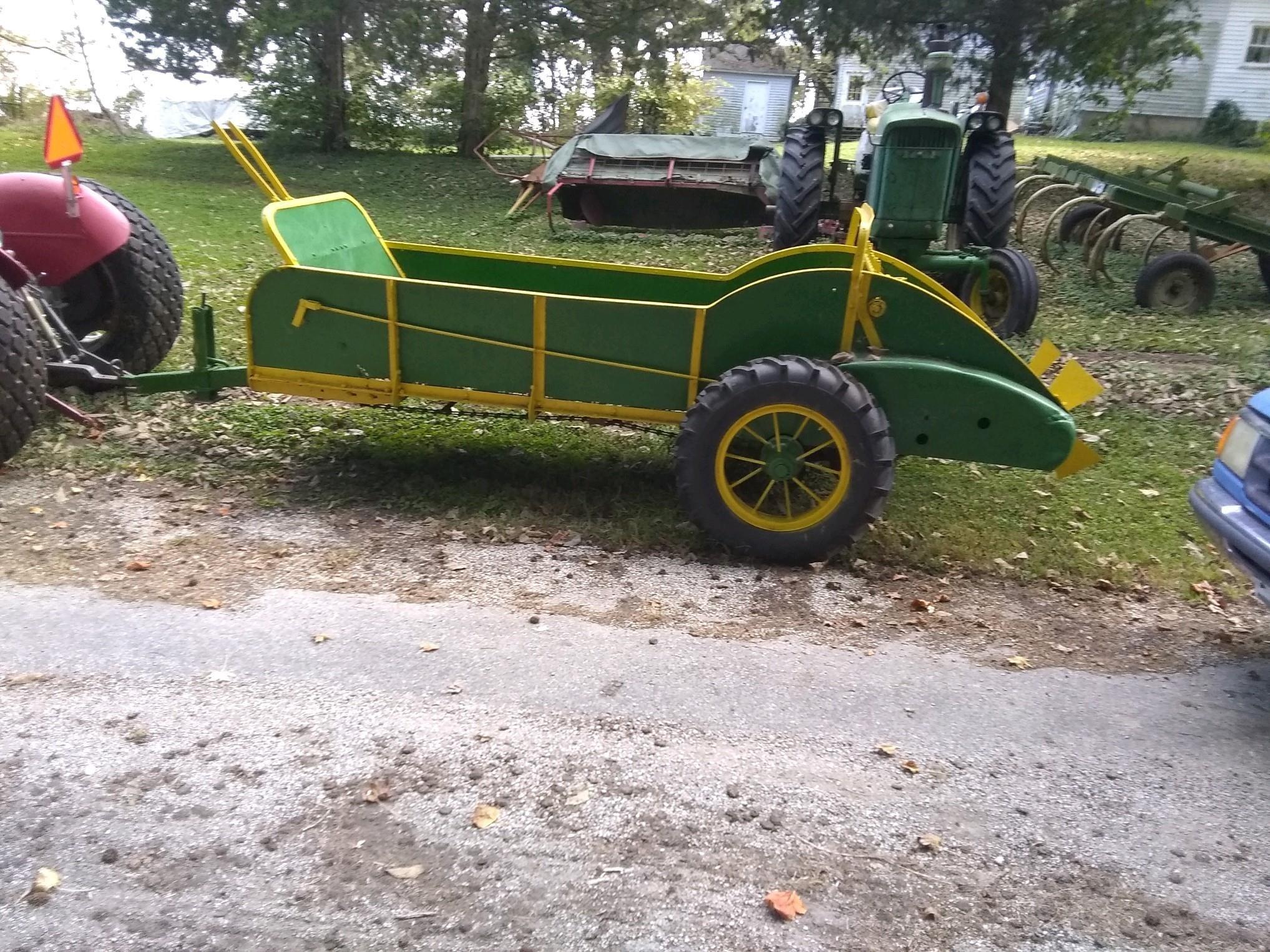 1950 John Deere M Tractor