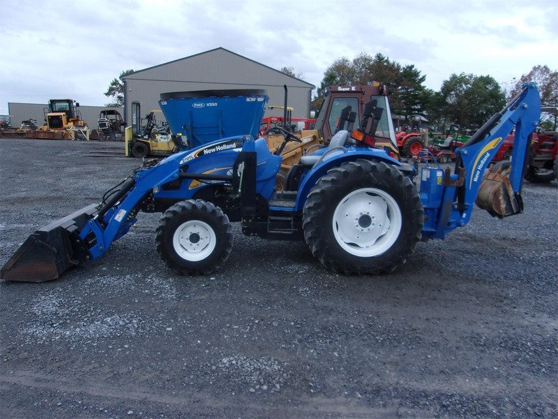 New Holland T2420 Manual