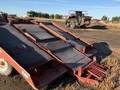 1992 Hesston 4920 Bale Wagons and Trailer
