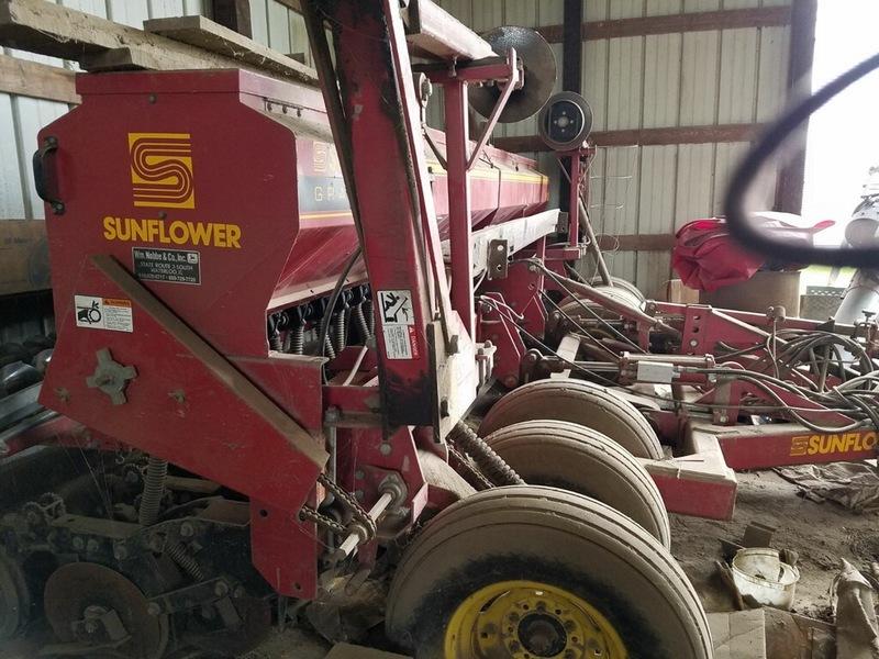 Sunflower 9412-15 Drill