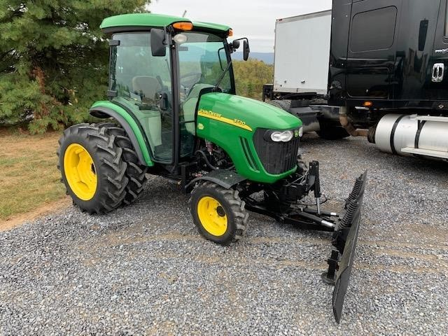 2012 John Deere 3720 Tractor