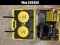 2015 Leica IDD4-GPS DOZER DUAL MAST SYS Dozer