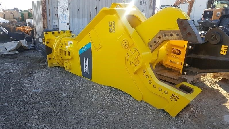2017 Atlas Copco SC4500R  SHEAR CUTTER Forestry and Mining