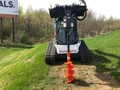 """2019 Bobcat 24"""" EXT Loader and Skid Steer Attachment"""