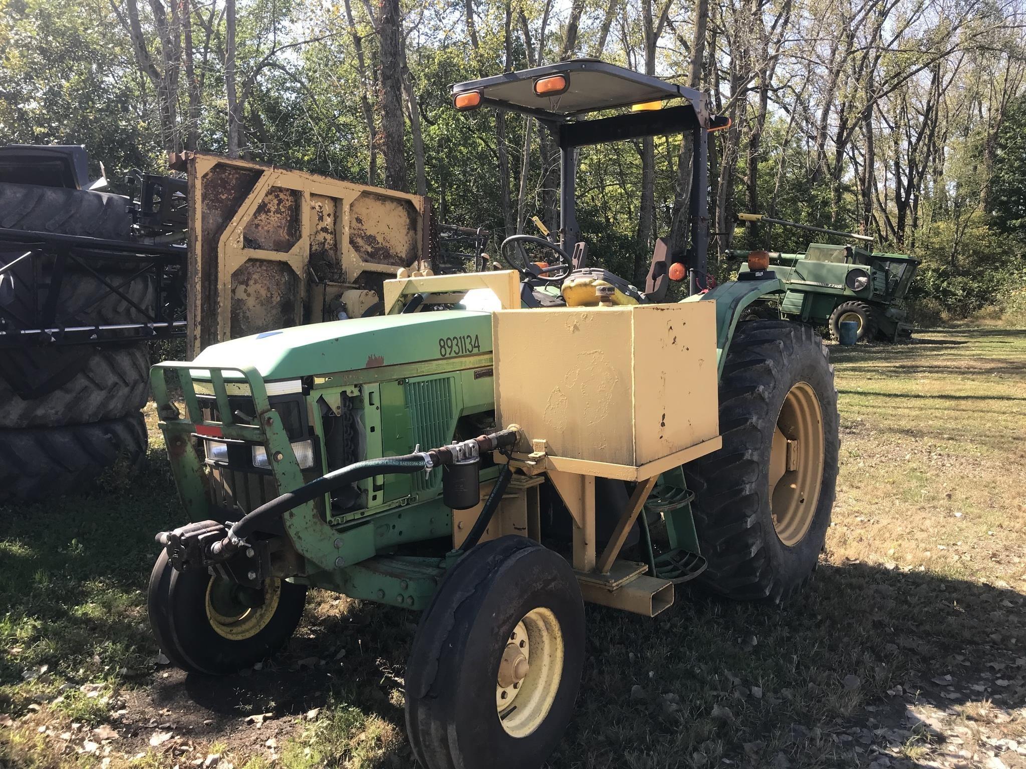 2006 John Deere 6210 Tractor