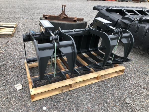 2019 Bobcat RG72 Loader and Skid Steer Attachment