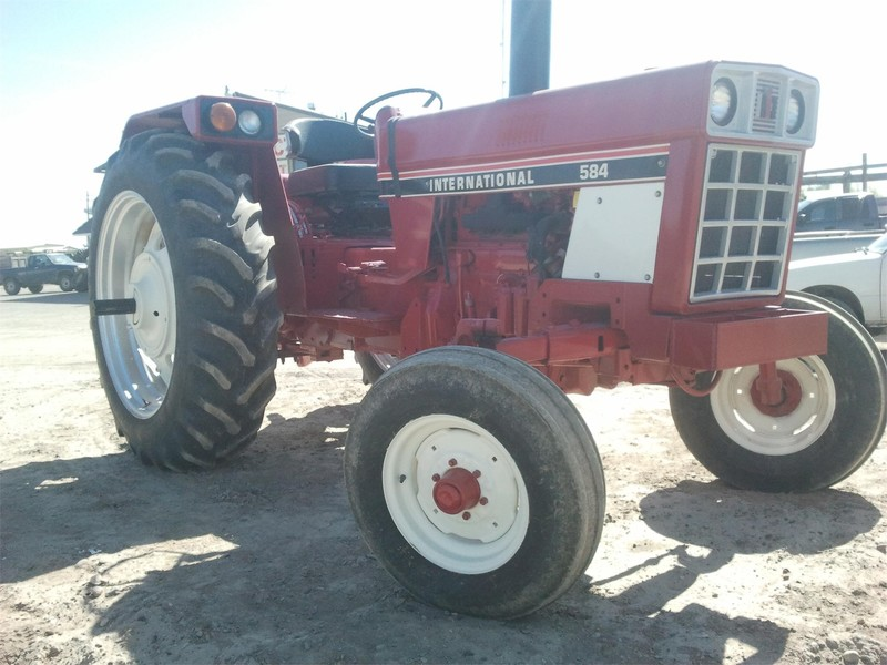 Used International Tractors 40-99 HP for Sale | Machinery Pete on