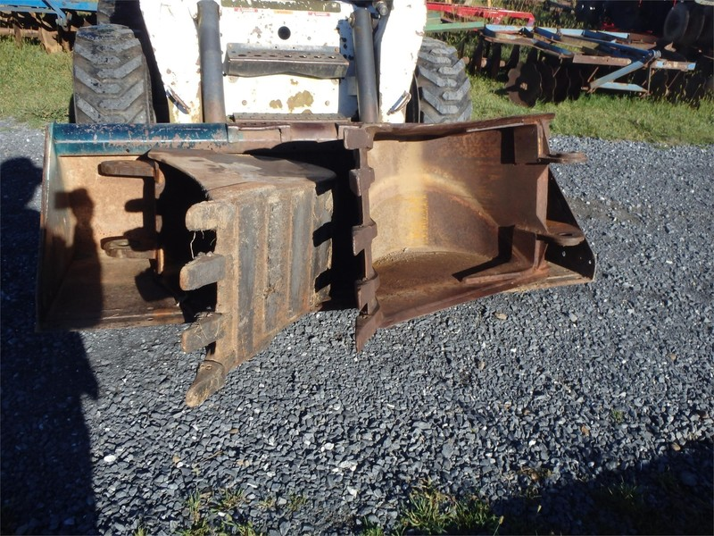 Case 24 Backhoe and Excavator Attachment