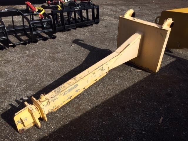 Balderson WL Boom Attachment Backhoe and Excavator Attachment