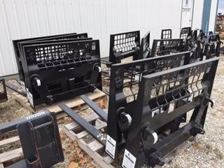 Berlon 48 Loader and Skid Steer Attachment