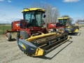 New Holland H8040 Self-Propelled Windrowers and Swather