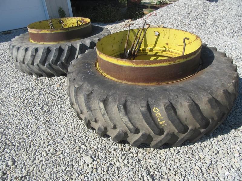 Firestone 18.4X42 Wheels / Tires / Track