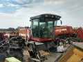 Hesston 8250S Self-Propelled Windrowers and Swather