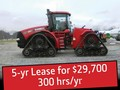 2013 Case IH Steiger 350 RowTrac 175+ HP
