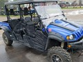 2018 Cub Cadet Challenger 750 Crew ATVs and Utility Vehicle