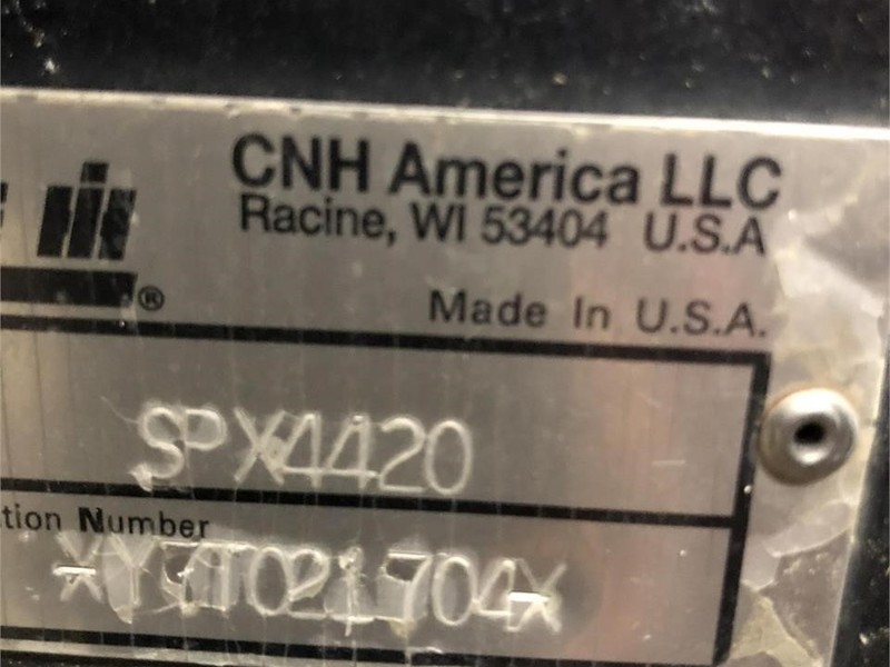 2008 Case IH Patriot 4420 Self-Propelled Sprayer