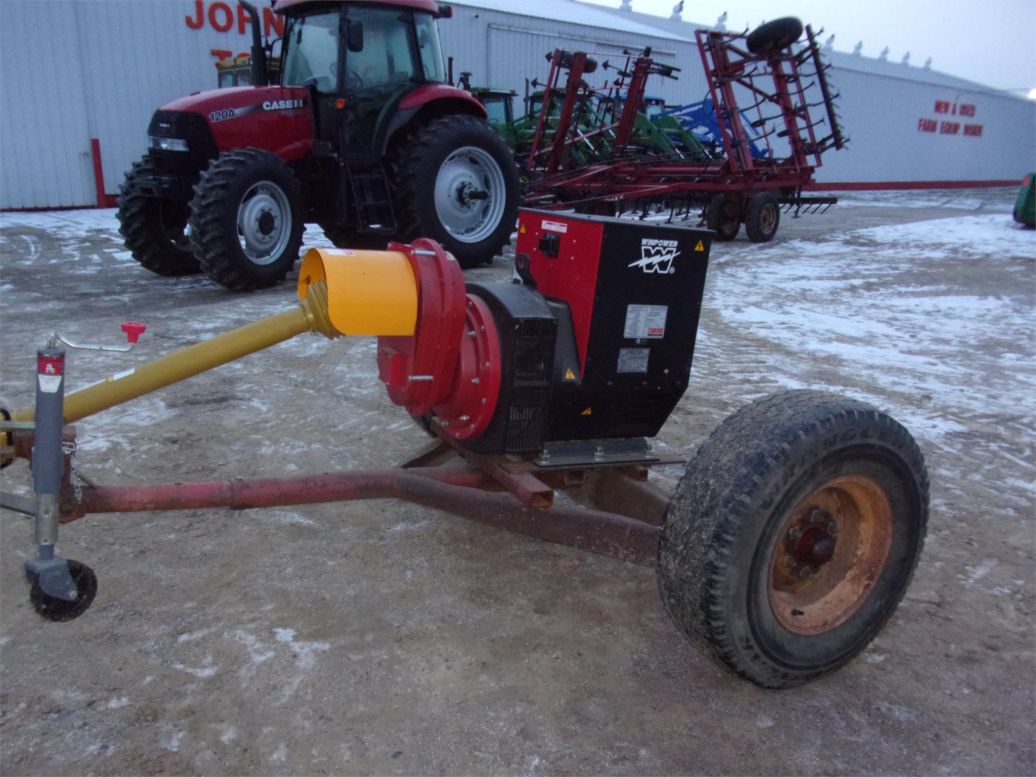 Winpower 110 KW Generator