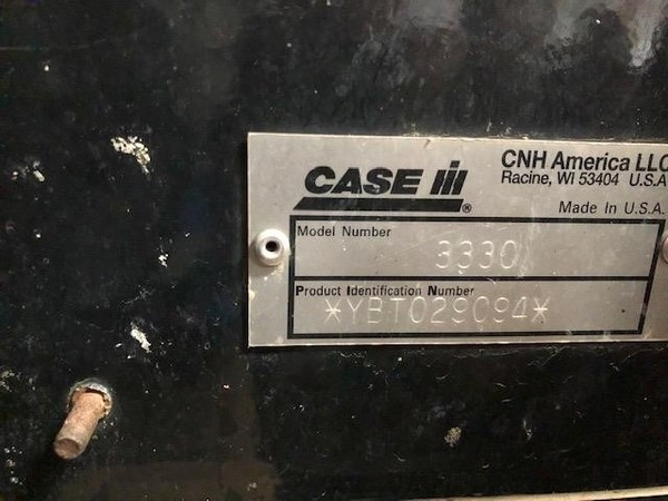 2011 Case IH Patriot 3330 Self-Propelled Sprayer