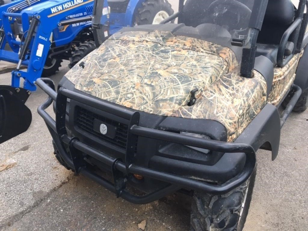 2012 New Holland Rustler 125 ATVs and Utility Vehicle