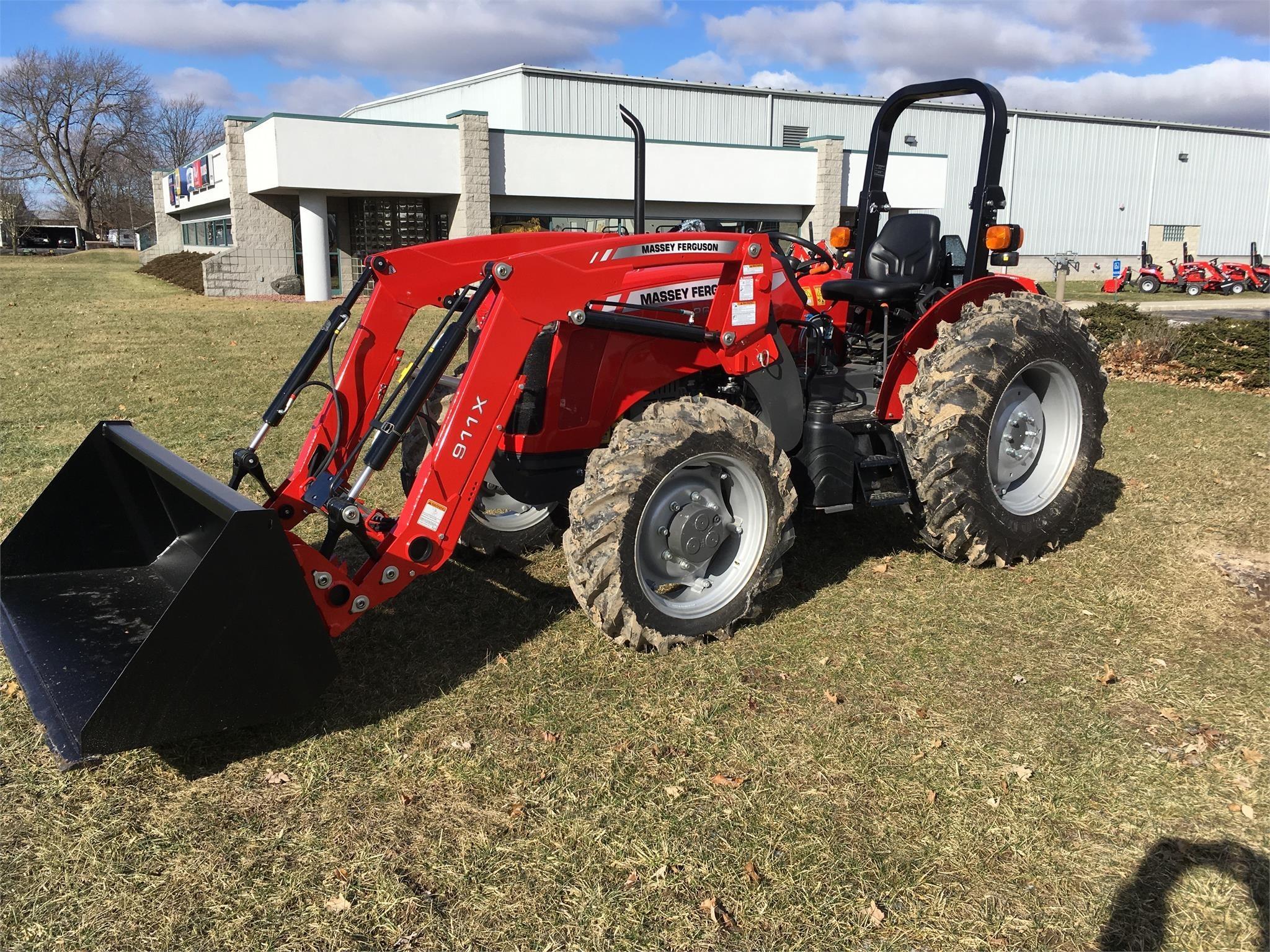 2019 Massey Ferguson 2605H Tractor