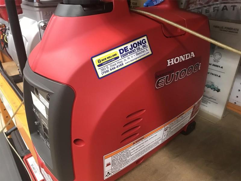 2015 Honda EU1000I Generator