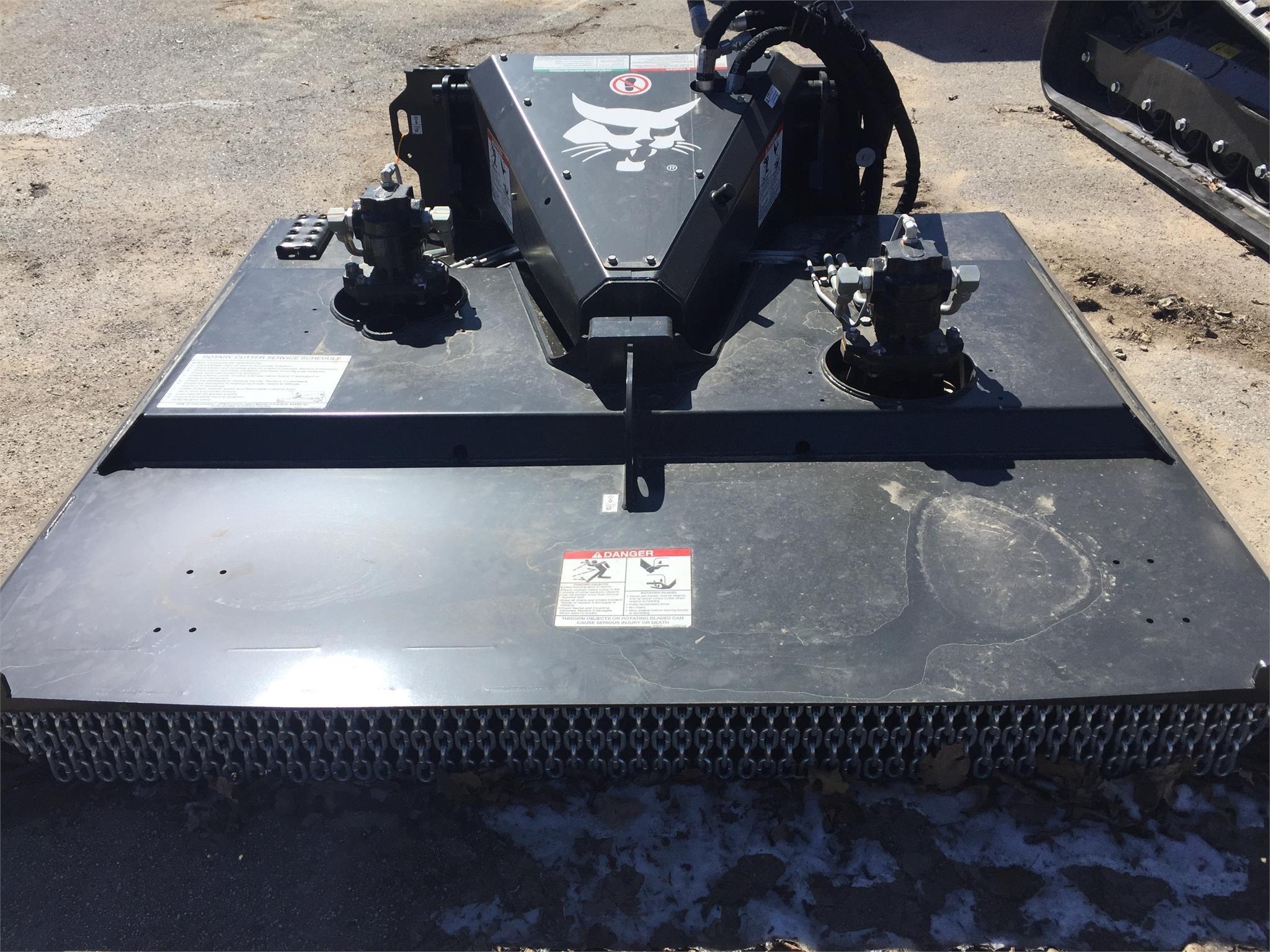 2021 Bobcat BRUSHCAT 80RC HF Loader and Skid Steer Attachment