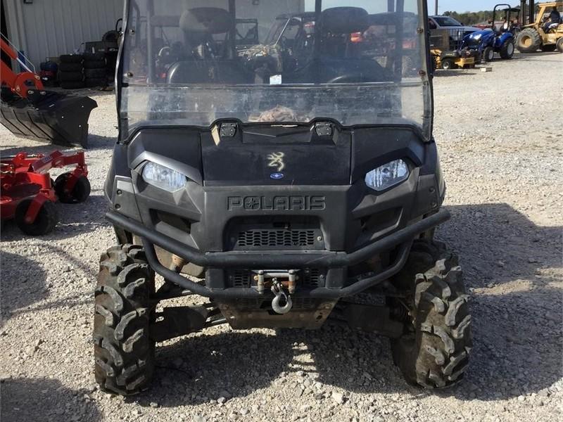 2009 Polaris Ranger XP 700 LE EFI ATVs and Utility Vehicle