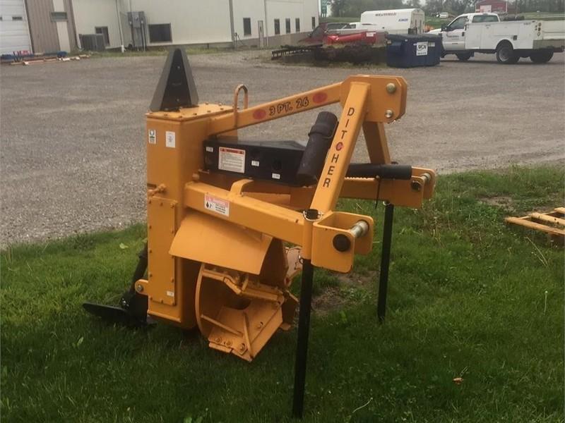 2019 Hurricane Ditcher 3PT26 Field Drainage Equipment