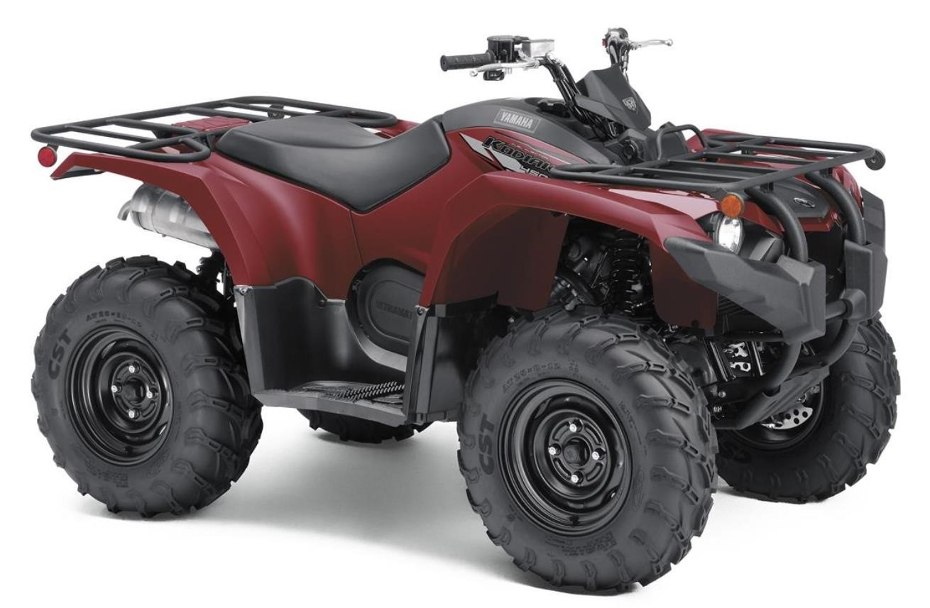 2020 Yamaha Kodiak 450 ATVs and Utility Vehicle