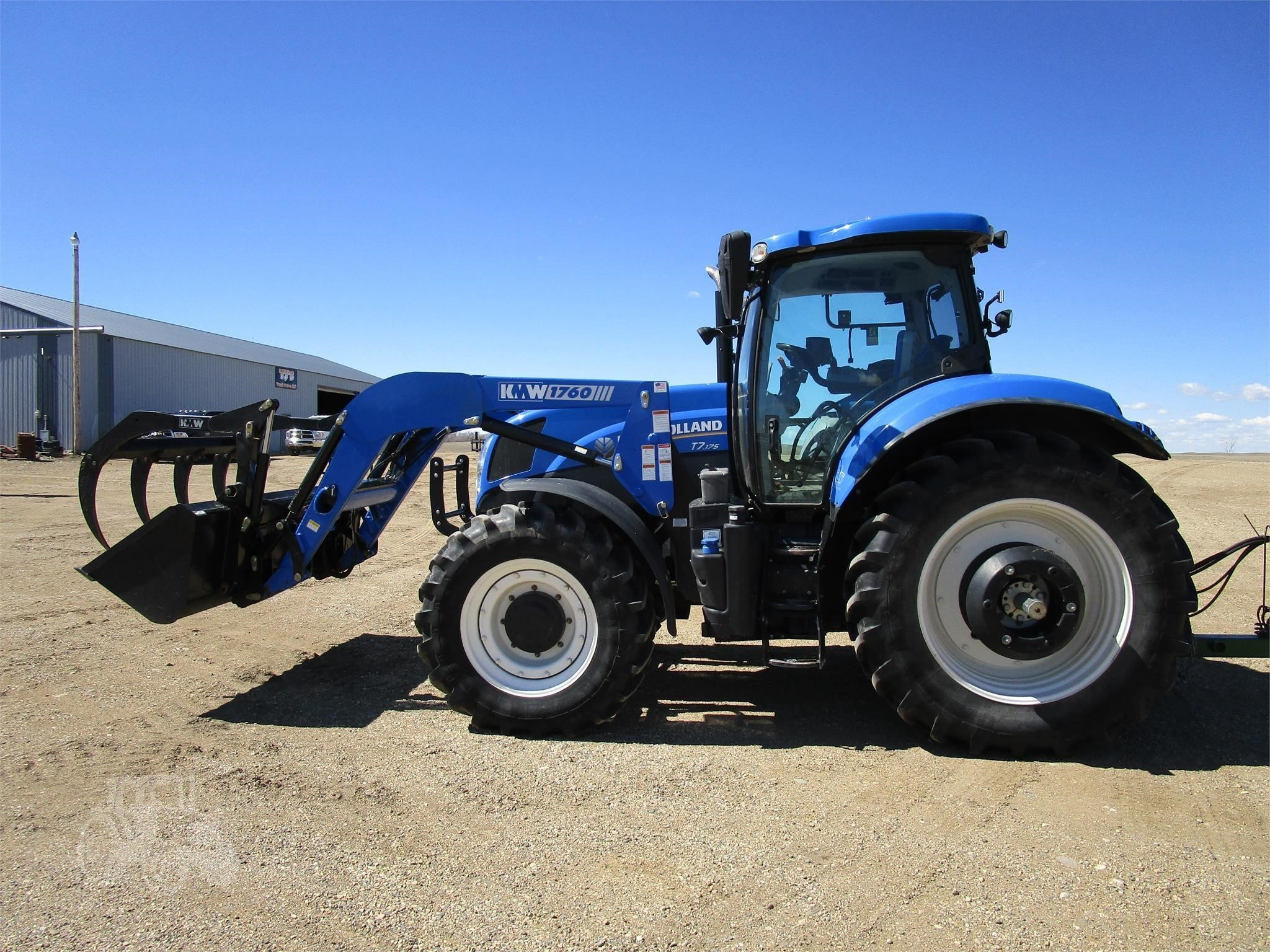 2014 New Holland T7.175 Tractor