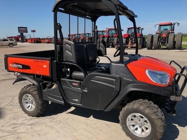 2018 Kubota RTVX1120DW ATVs and Utility Vehicle