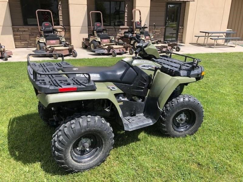 2006 Polaris Sportsman 500 HO ATVs and Utility Vehicle
