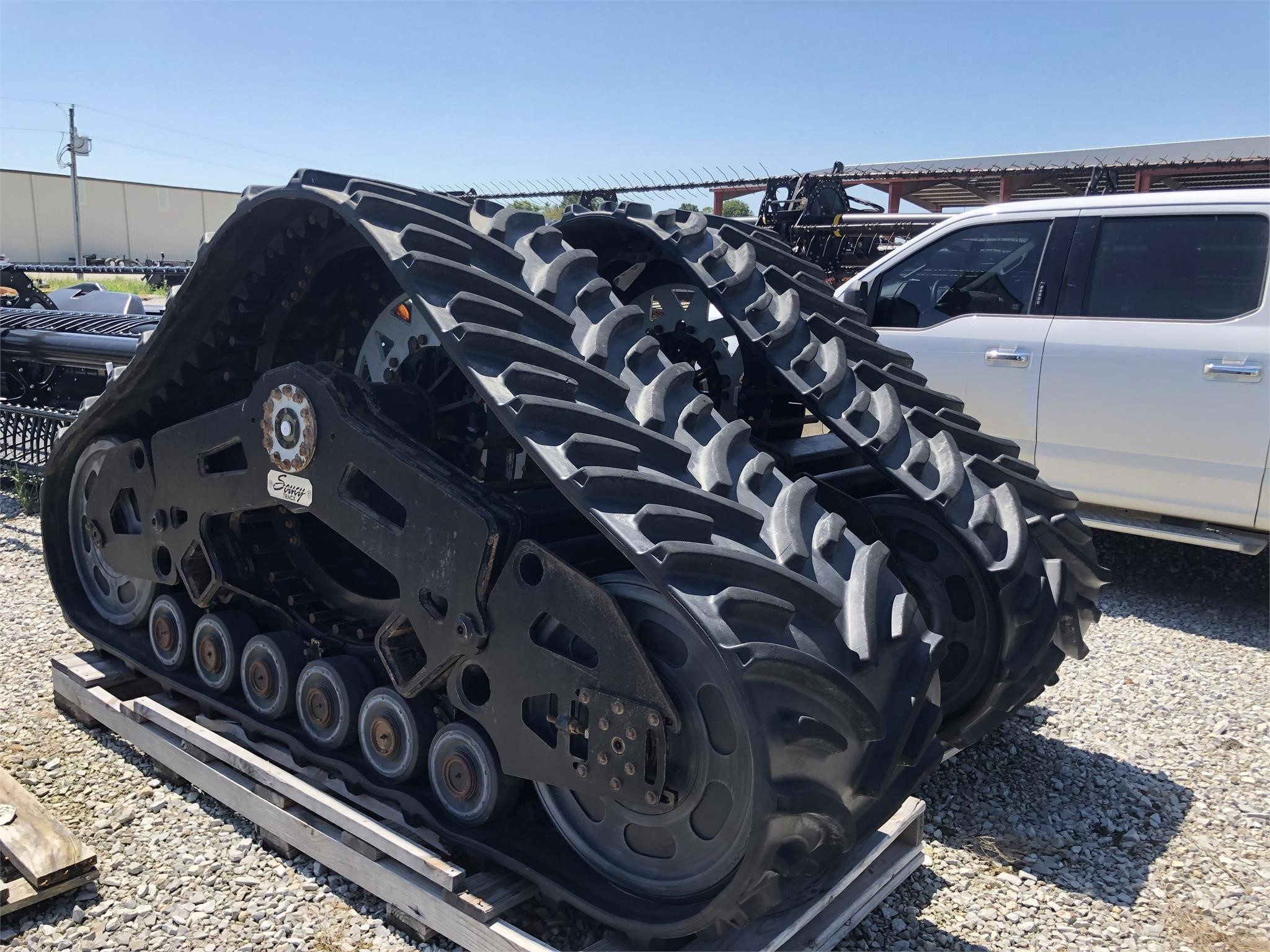 Soucy Rubber Tracks Wheels / Tires / Track