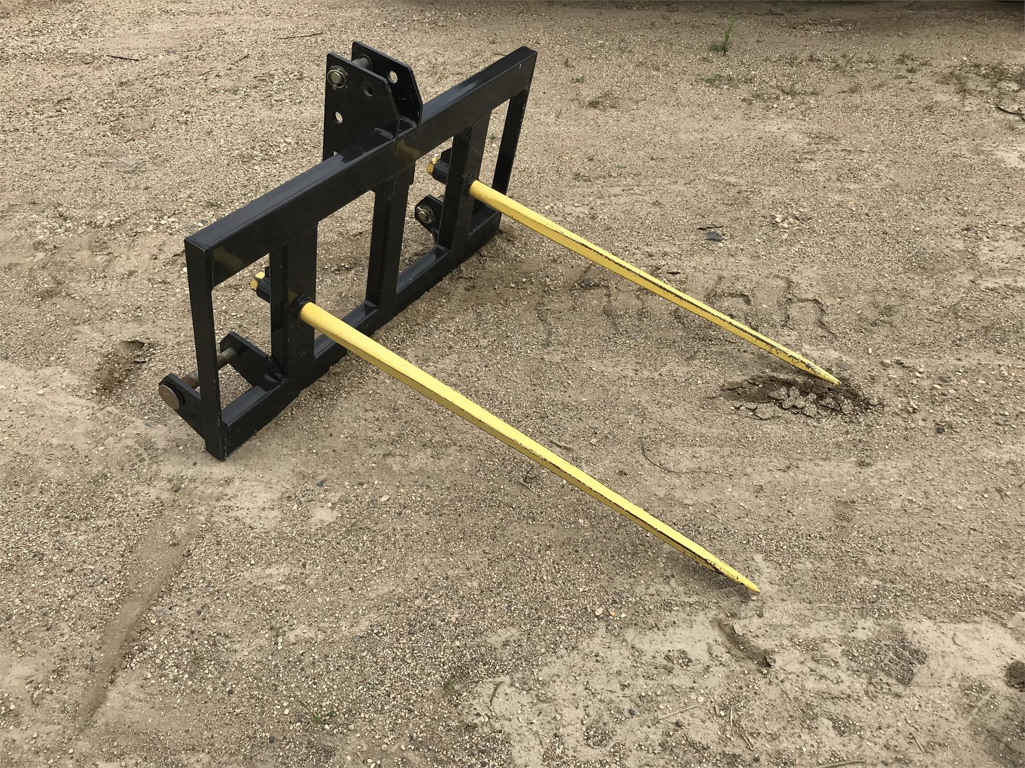 MDS 5703 Hay Stacking Equipment