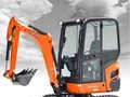 2019 Kubota KX018 Excavators and Mini Excavator