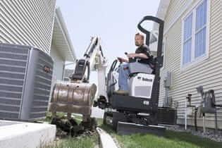 2020 Bobcat 418 Excavators and Mini Excavator