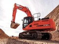 2020 Doosan DX350 LC-5 Excavators and Mini Excavator
