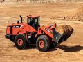 2020 Doosan DL550-5 Wheel Loader