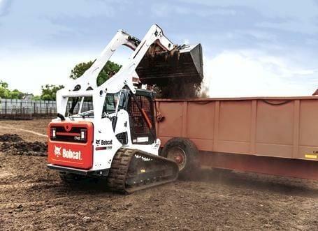 2020 Bobcat T740 Skid Steer