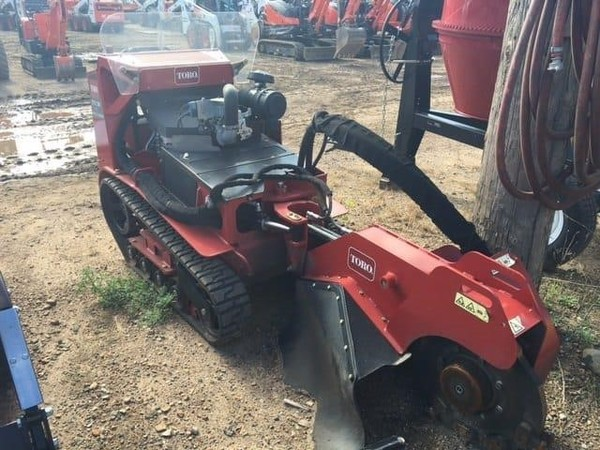2014 Toro STX38 Forestry and Mining