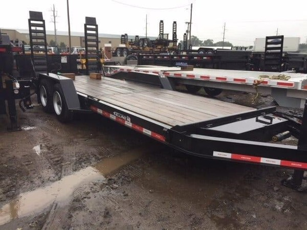 Felling FT14I-20 Flatbed Trailer