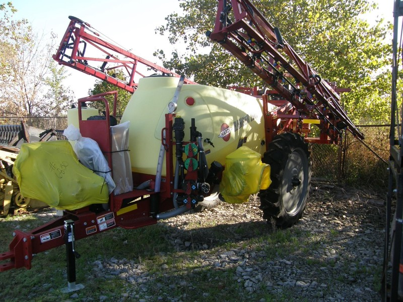 2019 Hardi Ranger 2000 Pull-Type Sprayer