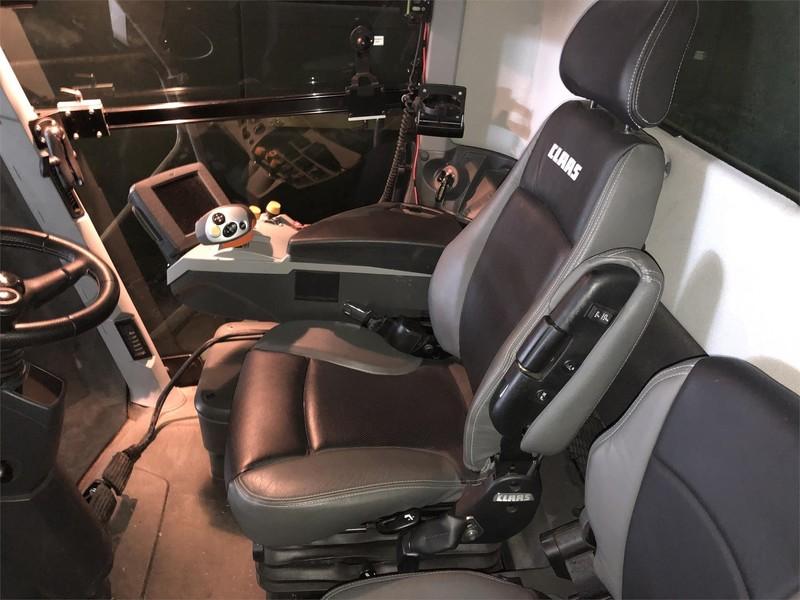 2015 Claas Lexion 750 Combine
