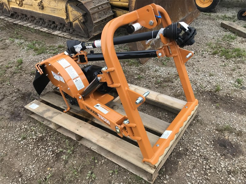 2019 Woods TSG50 Forestry and Mining