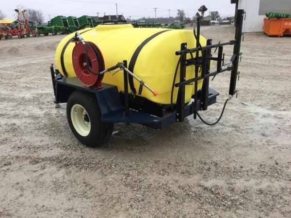 2016 Ag Spray TR500PHS Pull-Type Sprayer