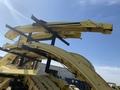 John Deere Flat Spout for 7000 Series Harvesting Attachment
